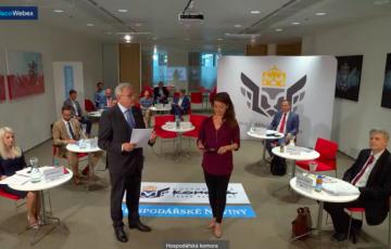 Debata HK ČR: Trh práce